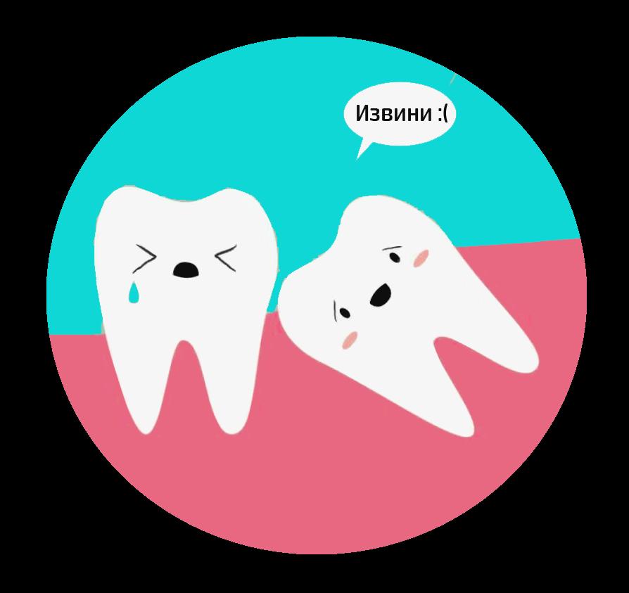Почему удаляют зубы мудрости?