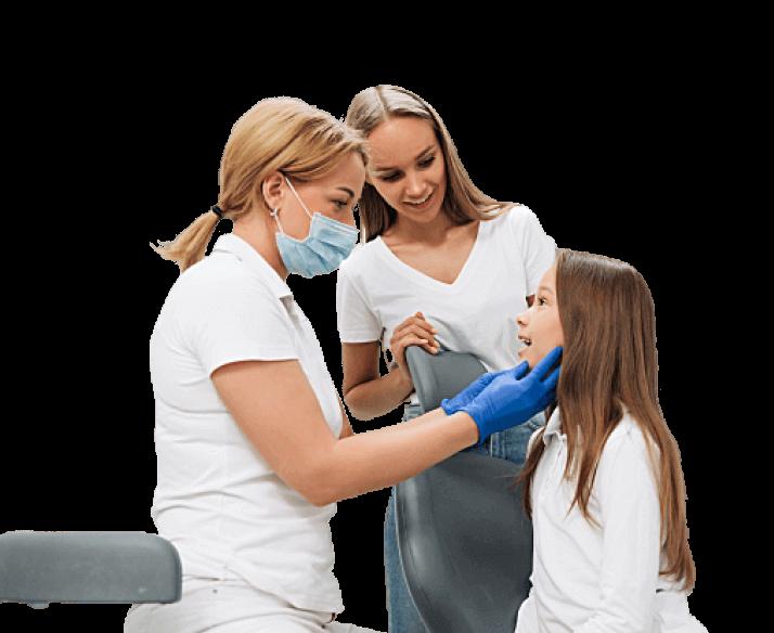 Консультация у ортодонта