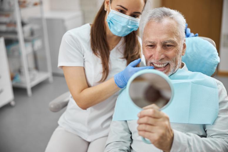 Іммедіат-протез: тимчасове вирішення стоматологічних проблем