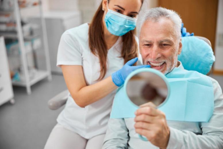 Иммедиат протез: временное решение стоматологических проблем