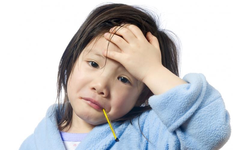 Як лікувати стоматит в дітей