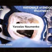 Науменко Ярослав Сергеевич - фото сертификата стоматолога 14