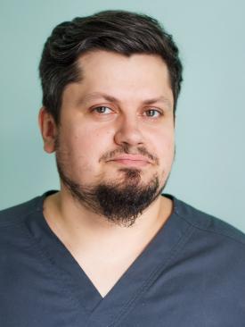 Горбатюк Мирослав Анатолійович - фото стоматолога
