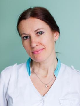 Штаблава Оксана - фото стоматолога