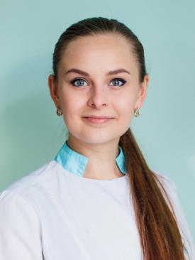 Комарницкая Ярослава Алексеевна - фото стоматолога