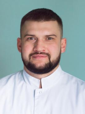 Буханцов Олександр Олександрович - фото стоматолога