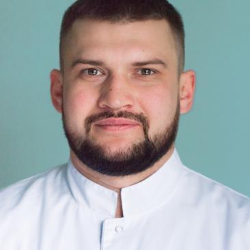Лікар-стоматолог Буханцов Олександр